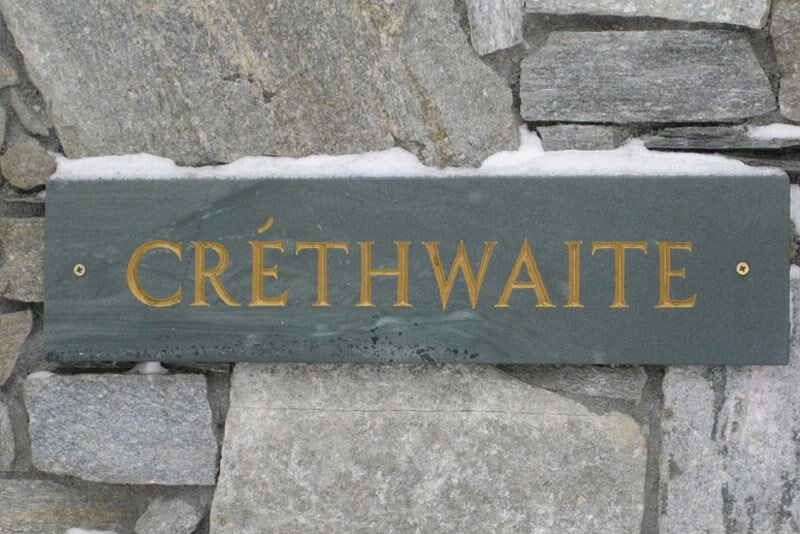 Chalet Crethwaite