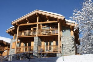 Luxury Catered Chalet in St Martin de Belleville
