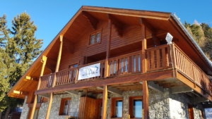 Catered Ski Chalets in La Plagne 1800