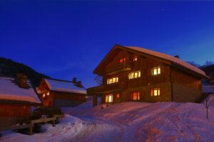 Ski Blanc Meribel Ski Chalet