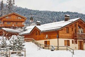 Ski Dazzle Chalet Jamais Bleu