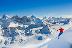 Geneva Airport to Chamonix Ski Resort Transfers