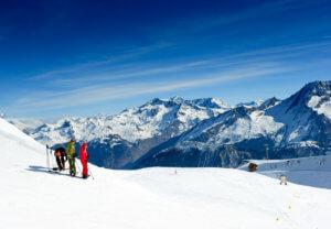 Brides Les Bains Ski Resort