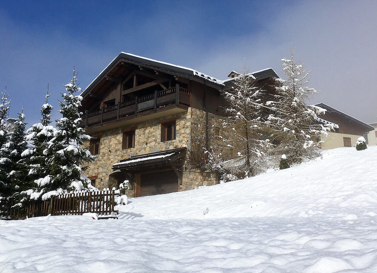 Chalet Pearl Champagny