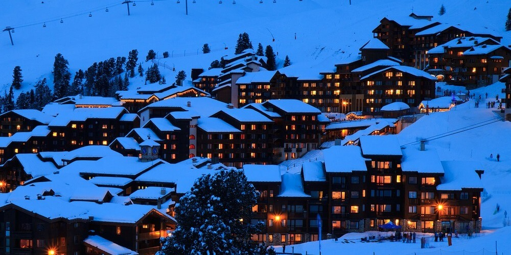 St Martin de Belleville - a Family Friendly Ski Resort
