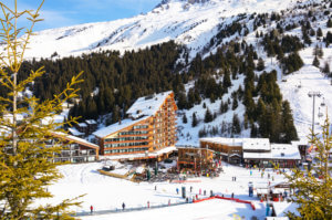 Meribel Ski Resort Transfers