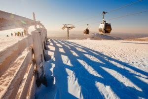 Meribel Ski Lifts