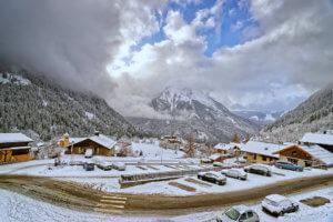 Champagny en Vanoise ski resort guide