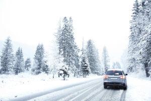 Airport to ski resort transfers