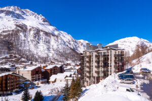 Chambery airport to Val d'Isere transfers